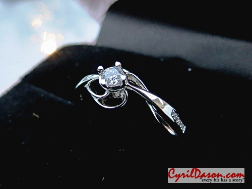 myDiamond Ring