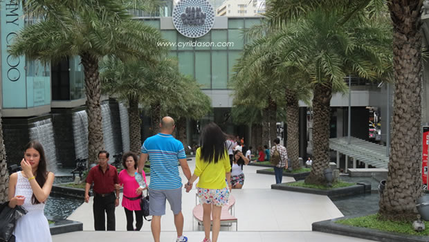 Bangkok SIam Paragon 1
