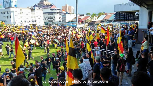 Sarawak for Sarawakians 5