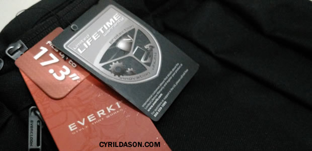 Everki Warranty