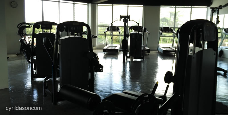 gym place
