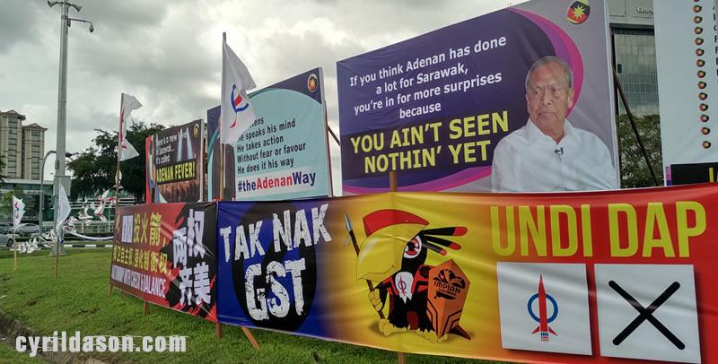 Sarawak Elections 2016 1