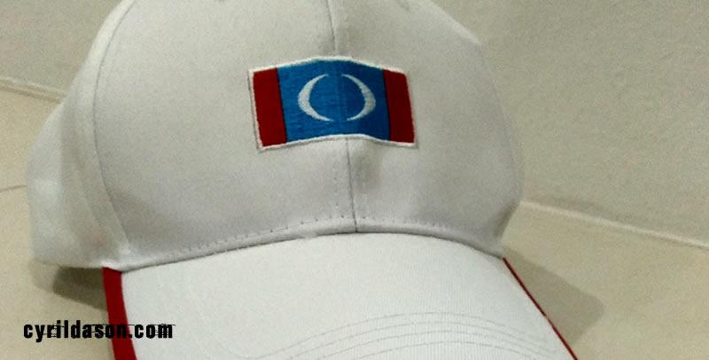 Sarawak Elections 2016 pkr keadilan cap