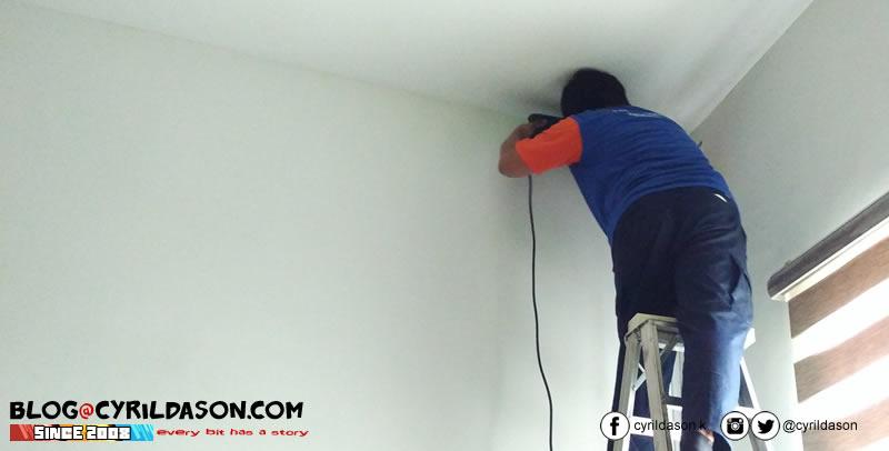 Unifi install 3