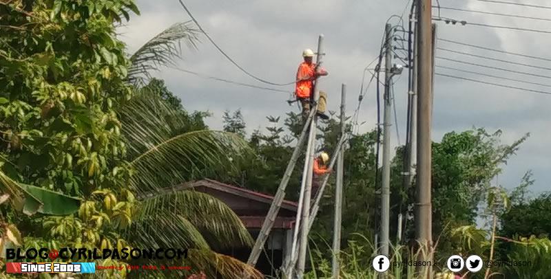 Unifi tm install