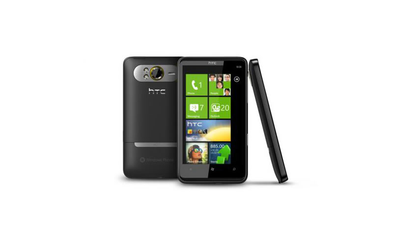 HTC HD7 in Images of Better Quality