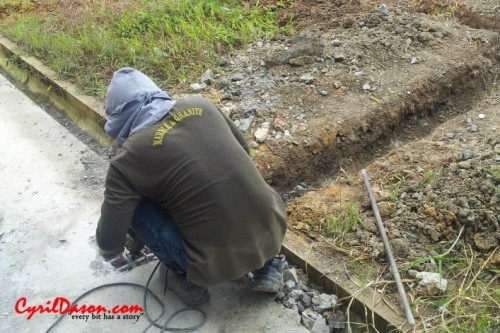 A good renovation contractor: House external ground works