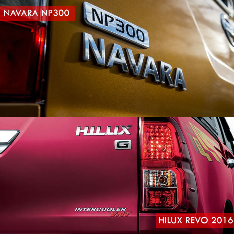 Nissan Navara vs Toyota Hilux | Which is the better 4WD