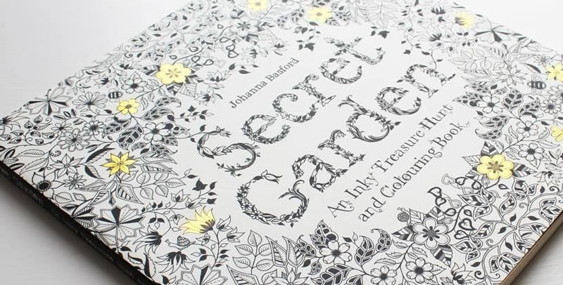 The Secret Garden Adult Colouring Book Is A Excellent To Add Your Collection All Of Pictures Are Drawn In Pen And Very Intricate