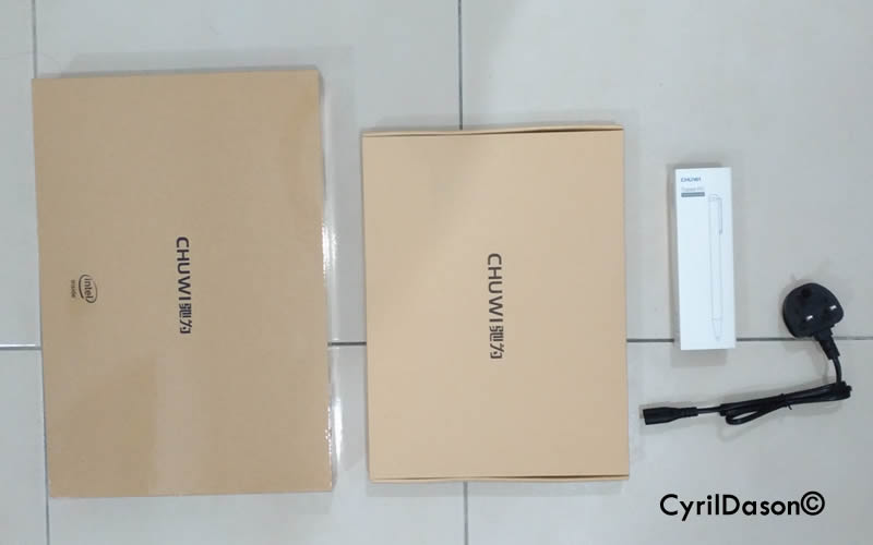Chuwi Surbook Package