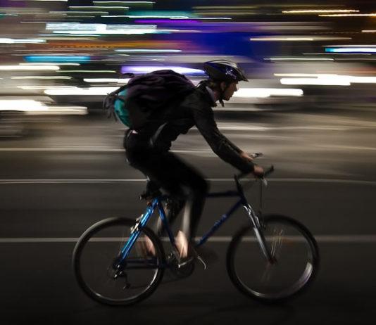 Bicyble, rider, transporter