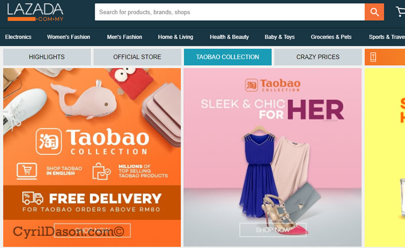 Lazada lost two of my parcels worth RM3K | Blog.CyrilDason.com