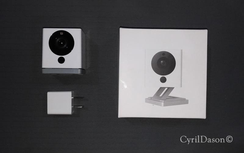Xiaomi Xiao Fang CCTV set