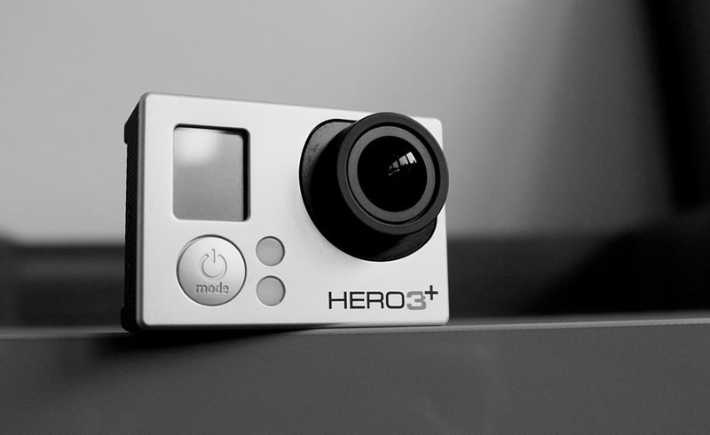 GoPro Hero3+ Action camera