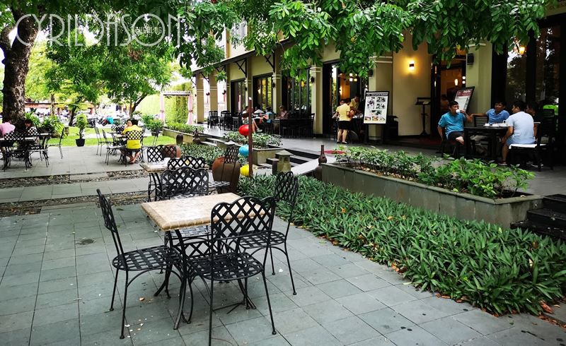 Hoi An Historic Hotel Breakfast area