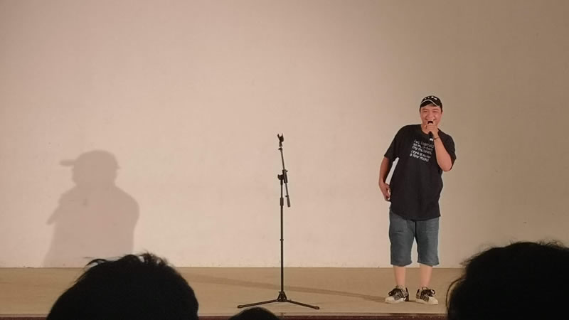 local Kuching comedians