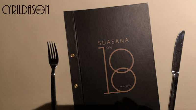 Fine Dining in Kuching, Suasana on 18