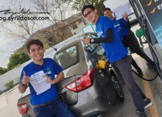 Proton IRIZ fuel consumption