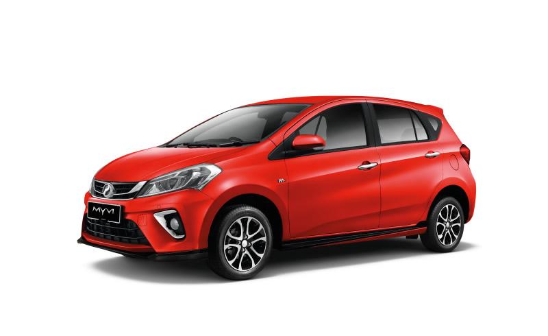 City Cars In Malaysia below RM50K: Axia vs Iriz vs Picanto