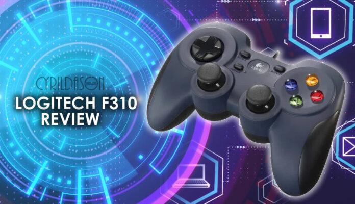 logitech f310 game-pad