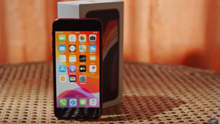 Apple iPhone SE 2020 review | Blog.CyrilDason.com