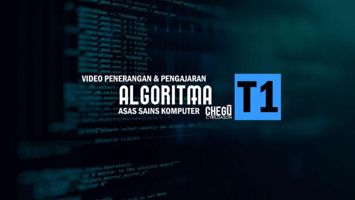 Video penerangan algoritma