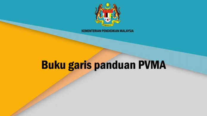 Buku garis panduan PVMA